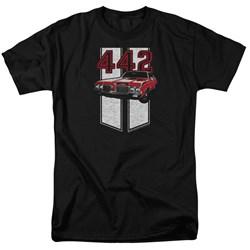 Oldsmobile - Mens 442 T-Shirt