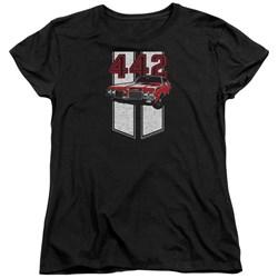 Oldsmobile - Womens 442 T-Shirt