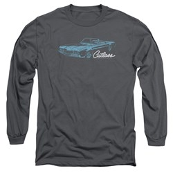 Oldsmobile - Mens 68 Cutlass Long Sleeve T-Shirt