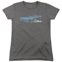 Oldsmobile - Womens 68 Cutlass T-Shirt