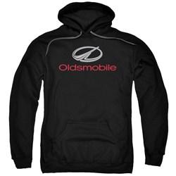 Oldsmobile - Mens Modern Logo Pullover Hoodie