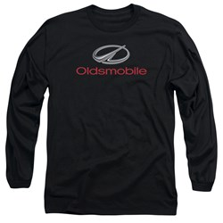Oldsmobile - Mens Modern Logo Long Sleeve T-Shirt