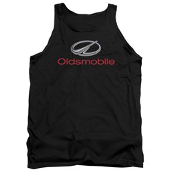 Oldsmobile - Mens Modern Logo Tank Top