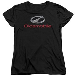 Oldsmobile - Womens Modern Logo T-Shirt