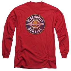 Oldsmobile - Mens Vintage Service Long Sleeve T-Shirt