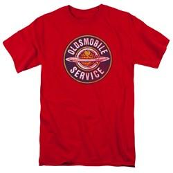 Oldsmobile - Mens Vintage Service T-Shirt