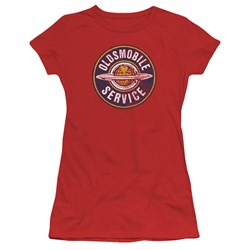 Oldsmobile - Juniors Vintage Service T-Shirt