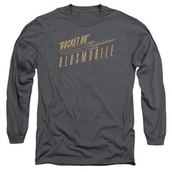 Oldsmobile - Mens Retro 88 Long Sleeve T-Shirt
