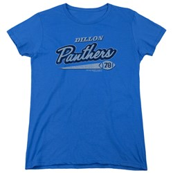Friday Night Lights - Womens Panthers 78 T-Shirt