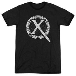 Xena - Mens Sigil Ringer T-Shirt