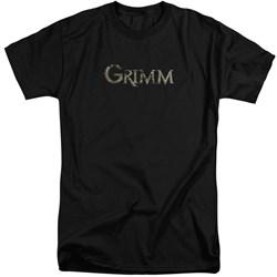 Grimm - Mens Logo Tall T-Shirt