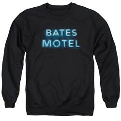 Bates Motel - Mens Sign Logo Sweater