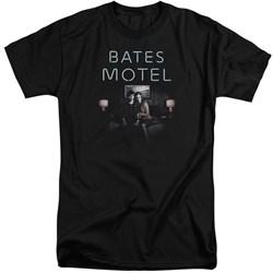 Bates Motel - Mens Motel Room Tall T-Shirt