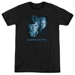 Bates Motel - Mens Apple Tree Ringer T-Shirt