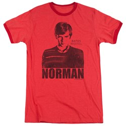 Bates Motel - Mens Norman Ringer T-Shirt