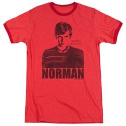Bates Motel - Mens Norman Ringer T-Shirt