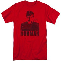Bates Motel - Mens Norman Tall T-Shirt