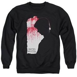 Bates Motel - Mens Criminal Profile Sweater