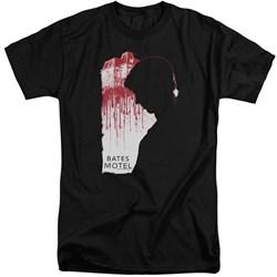 Bates Motel - Mens Criminal Profile Tall T-Shirt