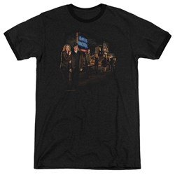 Bates Motel - Mens Cast Ringer T-Shirt