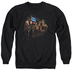 Bates Motel - Mens Cast Sweater