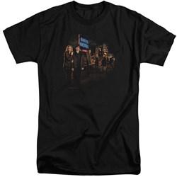 Bates Motel - Mens Cast Tall T-Shirt