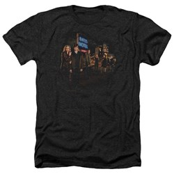 Bates Motel - Mens Cast Heather T-Shirt
