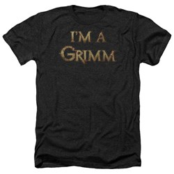 Grimm - Mens Im A Grimm Heather T-Shirt