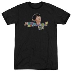 Punky Brewster - Mens Holy Mac A Noli Ringer T-Shirt