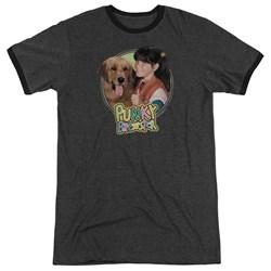 Punky Brewster - Mens Punky & Brandon Ringer T-Shirt
