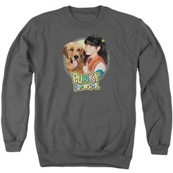 Punky Brewster - Mens Punky &Amp; Brandon Sweater