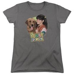 Punky Brewster - Womens Punky & Brandon T-Shirt