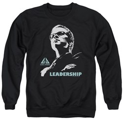Eureka - Mens Leadership Poster Sweater