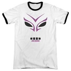 Warehouse 13 - Mens Iron Shadow Ringer T-Shirt