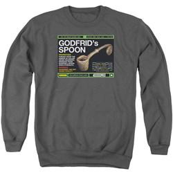 Warehouse 13 - Mens Godfrid Spoon Sweater
