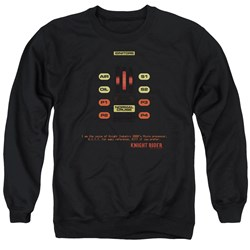 Knight Rider - Mens Kitt Consol Sweater
