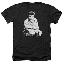 Columbo - Mens Title Heather T-Shirt