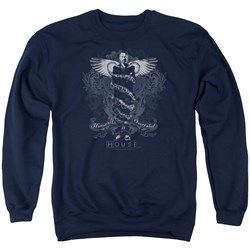 House - Mens Humanity Is Overrated Sweater
