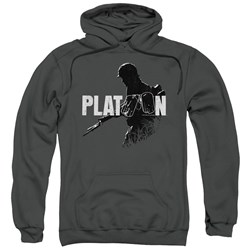 Platoon - Mens Shadow Of War Pullover Hoodie