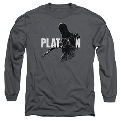 Platoon - Mens Shadow Of War Long Sleeve T-Shirt
