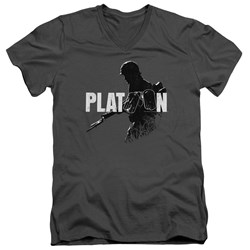 Platoon - Mens Shadow Of War V-Neck T-Shirt