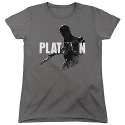 Platoon - Womens Shadow Of War T-Shirt