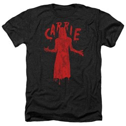 Carrie - Mens Silhouette Heather T-Shirt