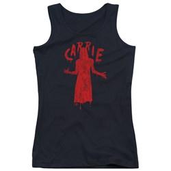 Carrie - Juniors Silhouette Tank Top