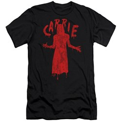 Carrie - Mens Silhouette Slim Fit T-Shirt