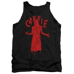 Carrie - Mens Silhouette Tank Top