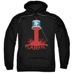 Carrie - Mens Bucket Of Blood Pullover Hoodie