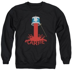 Carrie - Mens Bucket Of Blood Sweater
