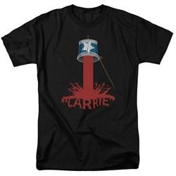 Carrie - Mens Bucket Of Blood T-Shirt
