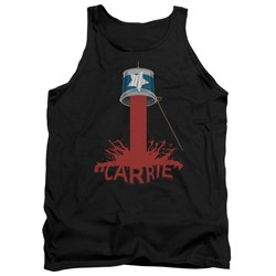 Carrie - Mens Bucket Of Blood Tank Top